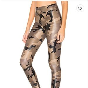KORAL leggings army print